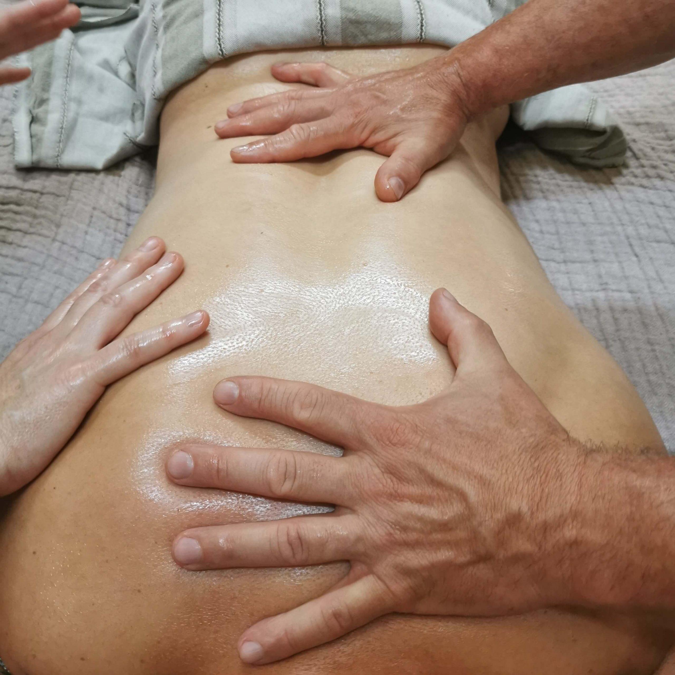 massage esprit tantra 4 mains landes